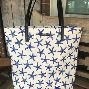 Kate Spade Starfish Tote Shopper